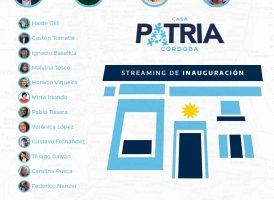Inauguramos la Casa Patria Córdoba