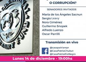 FMI, ¿Ingenuidad política o corrupción?