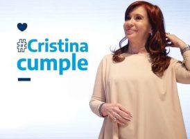 Cristina cumple