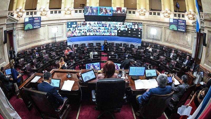 El Senado tratará el financiamiento de la ciencia y la tecnología –  Instituto PATRIA