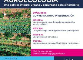 Taller de Agroecología – Una política integral urbana y periurbana para el territorio