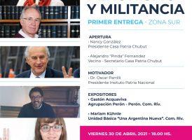Conversatorio: Peronismo y militancia