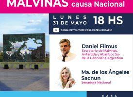 Conversatorio: Malvinas Causa Nacional