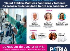 Salud pública, Políticas Sanitarias y factores Psicosociales del cuidado frente a la pandemia