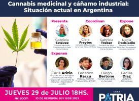 Cannabis medicinal y cáñamo industrial: situación actual en Argentina