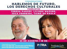 Conversatorio «Hablemos de futuro, los derechos culturales»